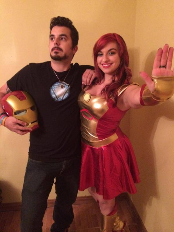 Tony Stark Halloween Costume.Halloween Costumes Penny Darling