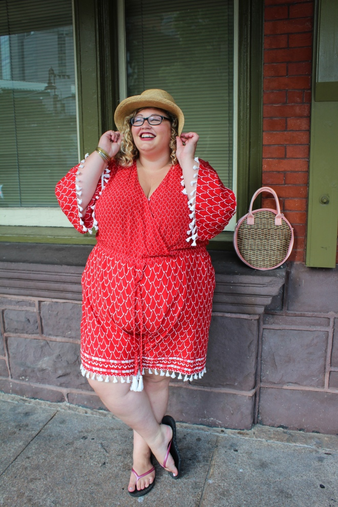 Five Reasons Fat Girls Should Never Wear Rompers  Penny -3510